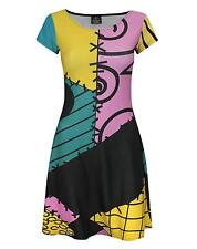 Official Nightmare Before Christmas Sally Costume Dress XXL