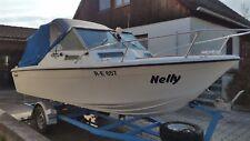 Motorboot Kajütboot GFK 580 inkl. Trailer