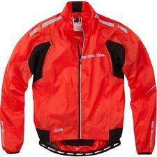 Madison Sportive STRATOS Men's Showerproof Jacket Flame Red Small Cl64123
