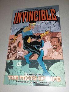 Image Comics robert kirkmans invincible tpb 5 1st print 2005 TRADE PAPERBACK gn!