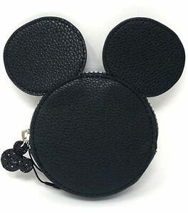 Disney Mickey Mouse Wallet With Ears Wallet Purse Women's Bag
