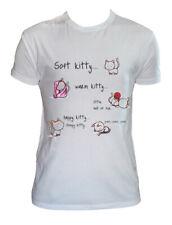 Tshirt The Big Bang Theory Soft Kitty