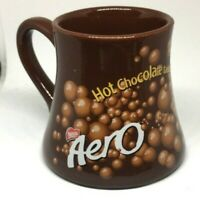 COLLECTABLE AERO HOT CHOCOLATE BUBBLES GALLERY MUG CUP