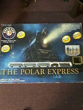 LIONEL TRAINS  POLAR EXPRESS BOX FREE SHIPPING-