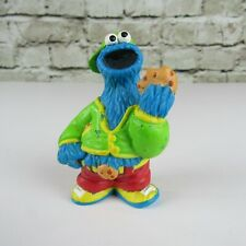 "Sesame Street Cookie Monster Hip Hop 3"" Tall PVC Figure"