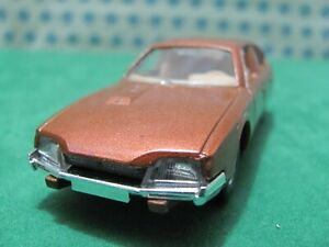 Vintage - Citroen Cx 2200 - 1/43 Solido N°29 - Made IN France 1975 - MIB