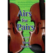 Airs for Pairs Book : Matt Seattle