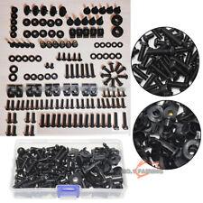 Stainless Steel Fairing Bolts Kit Screws For Suzuki GSXR600 / GSXR750 / GSXR1000