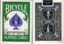 RARE OHIO Machiavelli Bicycle 808 MULTI COLORS Fragment X Playing Cards Decks!