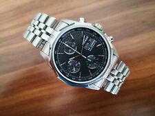 Tissot c450 pr Chrono pr100 Automatic chronograph zafiro vidrio Valjoux 7750 OVP