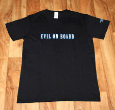 Resident Evil Revelations Rare Promo T-Shirt Size M PS3 PS4 Xbox 360 Wii U 3DS