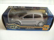 Norev Renault Clio Sport in Grey on 1:64 in Box