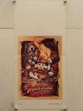 ZIO PAPERONE ALLA RICERCA DELLA LAMPADA PERDUTA animaz. Disney loc. orig. 1991