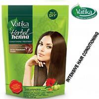 Vatika Naturals Oudh Herbal Henna Intensive Conditioning Hair Colour Tint  200g