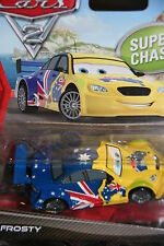 "DISNEY PIXAR CARS 2 ""FROSTY - AUSTRALIAN RACER"" NO MORE THAN 4,000 PRODUCED"