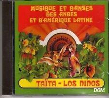 (CJ577) Taita, Los Ninos - CD
