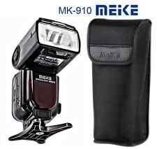 MEIKE MK-910 Flash Speedlite i-TTL II HSS CLS NIKON D70 D60 D50 D40 D4 D3 D3s