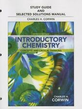 Study Guide and Selected Solutions Manual for Introductory Chemistry :...