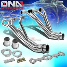 STAINLESS STEEL LONG TUBE HEADER FOR 67-77 ACTION-LINE SBC V8 EXHAUST/MANIFOLD