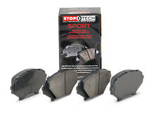 STOPTECH 2000-2003 BMW M5 E39 HIGH PERFORMANCE SPORT FRONT BRAKE PADS