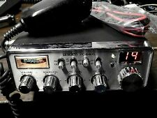 Uniden Pc66Xl Cb Radio - Philippines Tuned And Peaked / Power Mic