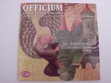 Officium – Hamburg im Mittelalter – Gregorianische Gesänge