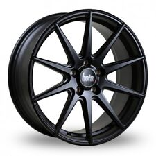 "17"" BOLA CSR ALLOY WHEELS MATT BLACK FIT FORD FIESTA FOCUS FUSION ESCOURT 4X108"