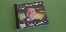 Jimmy White's 2: Cueball Sony PlayStation 1 PS1 Game - Bam Entertainment