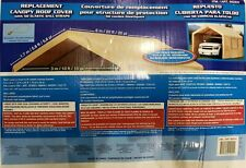 Roof Top Replacement Cover for Costco Carport Canopy Shelter 10' x 20' HD