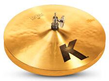 Zildjian K0926 16-inch K Zildjian Light Hi-Hats, Pair (NEW)