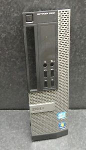 Dell OptiPlex 7010 Small Form Factor SFF Front Bezel with intel i5 & Win 7 logos
