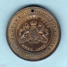 New listing Australia. Brighton -1897 Victoria's Diamond Jubilee Medallion. Ef/aUnc