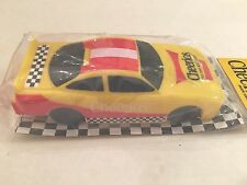 Cheerios Commemorative Nascar Race Car Snack Container New Box