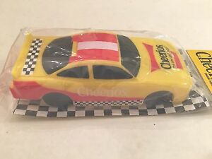 Cheerios Commemorative Nascar Race Car Snack Container New Box