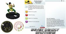 SEVEN DEADLY BROTHERS #005 #5 Superman DC HeroClix