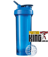 BLENDER BOTTLE PRO32 CYAN 946ML SHAKER CUP HIGH GRADE MATERIALS BPA FREE PRO 32