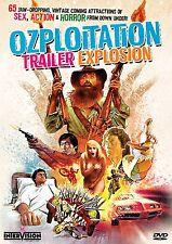 Ozploitation Trailer Explosion (DVD, 2014)