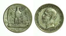 pci0008) Regno Vittorio Emanuele III Lire 5 Aquilino 1926