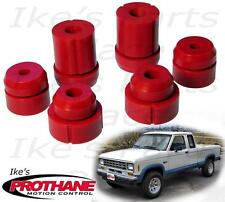 Prothane 6-106 Ford Ranger Body & Cab Mount Bushing Kit-12pc-Polyurethane 83-97