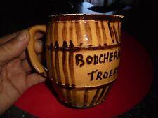 Ancien Pichet Broc Grès Boucherie Charcuterie Troesch Epinal Poterie de Savoie ?