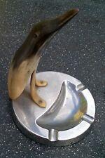 ART DECO ASHTRAY STYLISED PENGUIN.