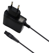 EU AC/DC Power Adapter Charger Cord For PHILIPS SHAVER Series 3000