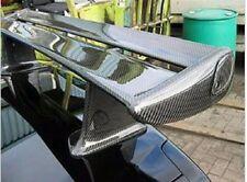 FOR CARBON FIBER SKYLINE GTR GTT R34 R33 GTS R32 G35 REAR WING TRUNK SPOILER