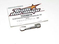 Team Durango 1/10 DEX410v4 EP 4WD Buggy TD330010 Suspension Holder Aluminum