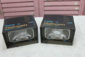 2 New Wagner H4651 High Beam Headlight