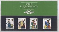 GB Presentation Pack 133 1982 Youth Organisations 10% OFF 5