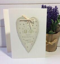 "East of India cream ""Happy Retirement"" Gardening Theme Greetings Card 15.5x11cm"