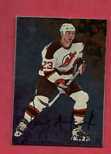RARE 1998-99 BE A PLAYER # 77 DEVILS DAVE ANDREYCHUK   AUTOGRAPH CARD