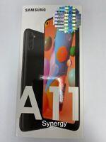 SAMSUNG GALAXY A11 32GB ( A115 ) BLACK DUAL SIM 6.2 INCH NEW BLACK