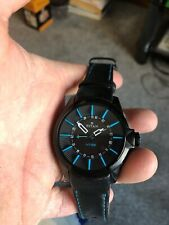 Titan HTSE Stainless Steel Light Powered Men's Watch - Excellent Condition